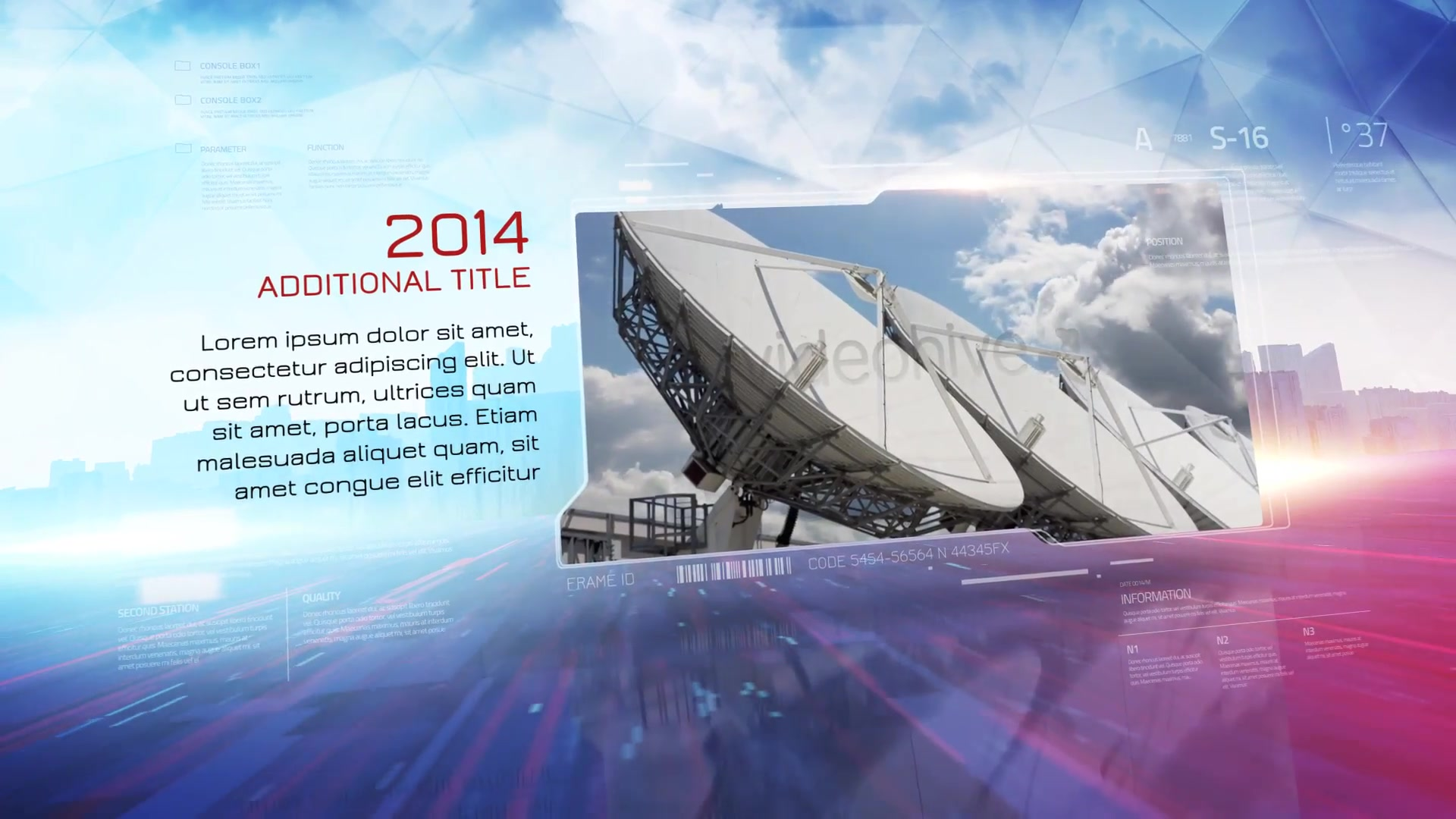 Corporate Timeline & Slideshow Videohive 10906730 After Effects Image 5