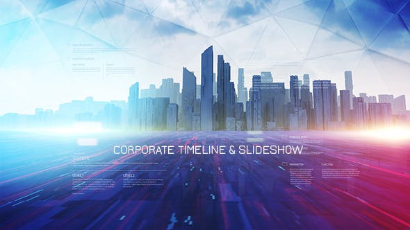 Corporate Timeline & Slideshow - Download 10906730 Videohive