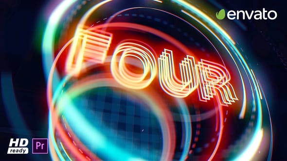 Countdown Opener for Premiere Pro - 25344908 Download Videohive