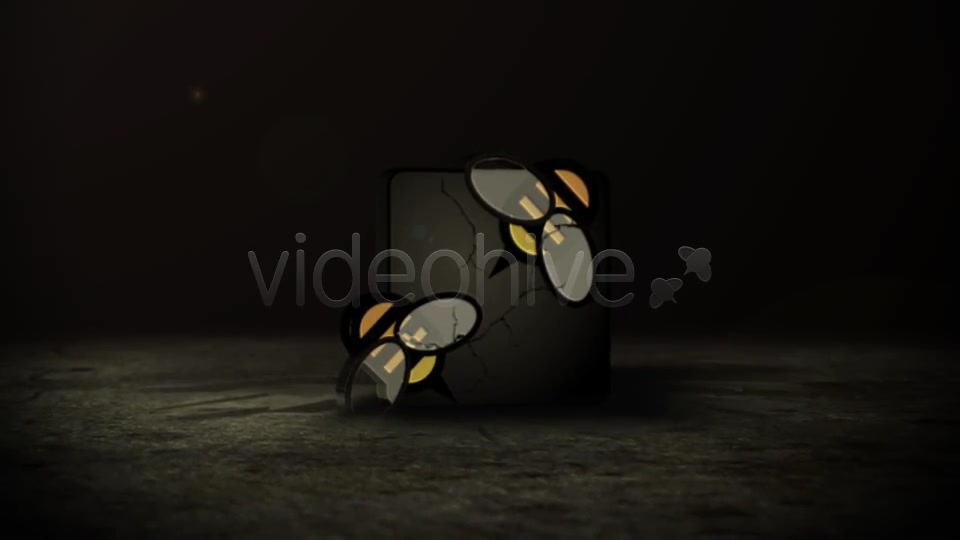 Crashing Logo Reveal - Download Videohive 1715848