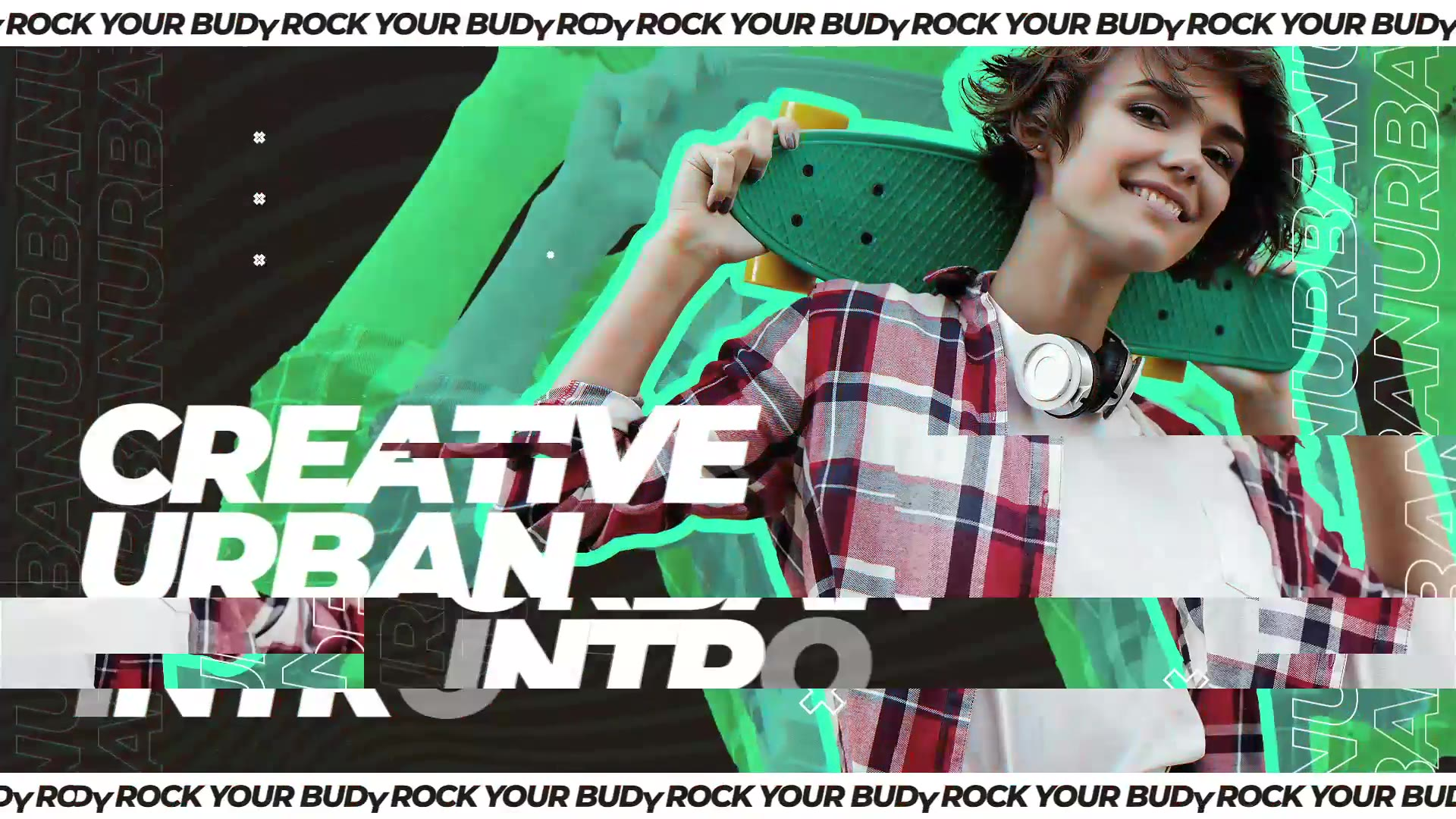 Creative Urban Intro Videohive 29289817 After Effects Image 3