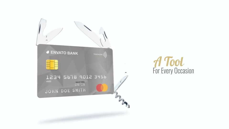 Credit Card Promo Mock up - Download Videohive 20535580