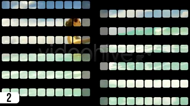 Cubes Frames (4 Pack) - Download Videohive 2997334