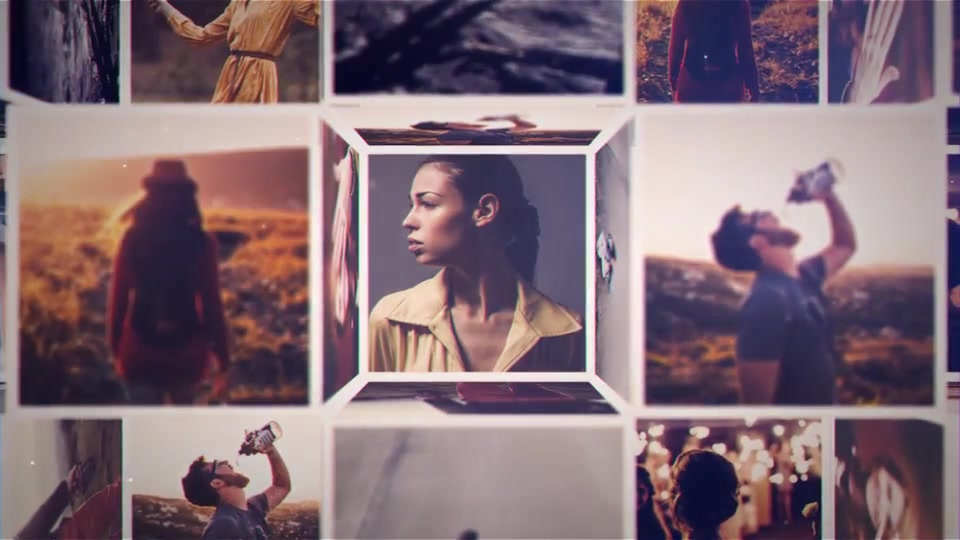 Cubic Promo - Download Videohive 20144569