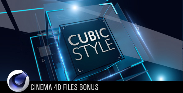 Cubic Style - Download Videohive 2229929