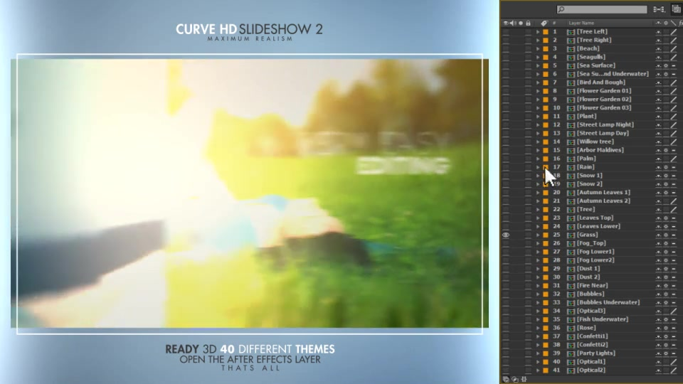 Curve Hd Slideshow 2 - Download Videohive 13497358