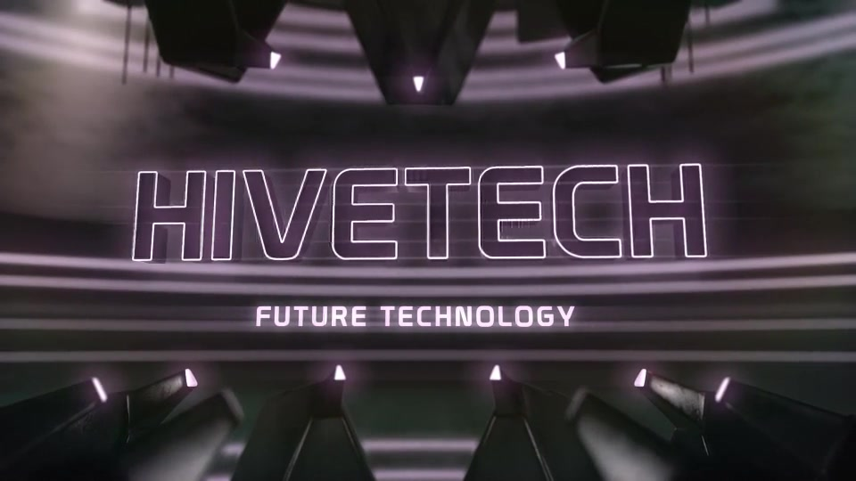 Cyber Dark Neon Logo Reveal Videohive 23306666 After Effects Image 10