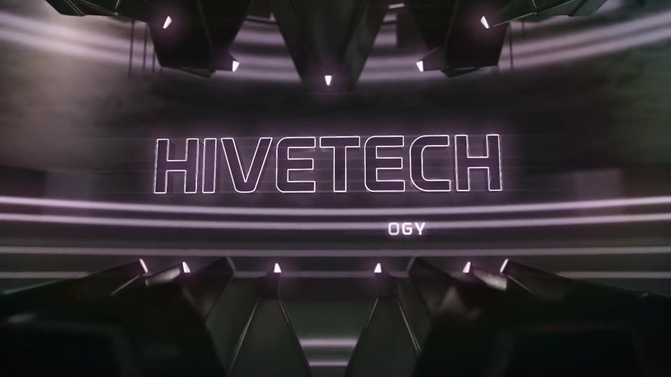 Cyber Dark Neon Logo Reveal Videohive 23306666 After Effects Image 11