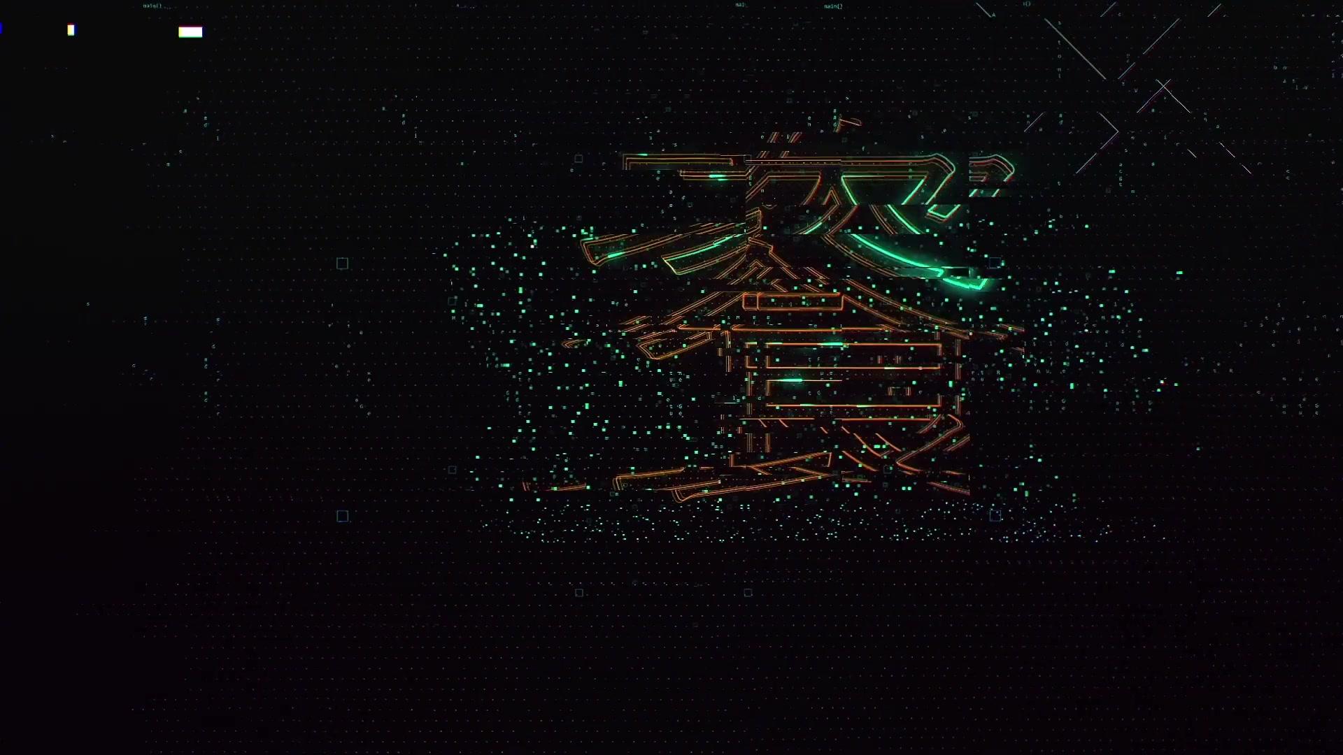 Cyberpunk Glitch Logo Reveal - Download Videohive 16577102