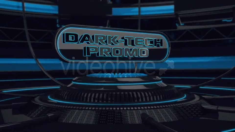 Dark Tech Promo - Download Videohive 2471123