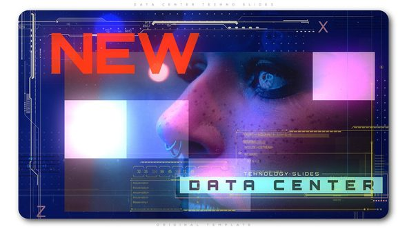 Data Center Techno Slides - Download Videohive 22457639