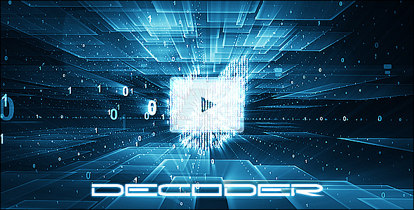 Decoder - Download Videohive 1958632