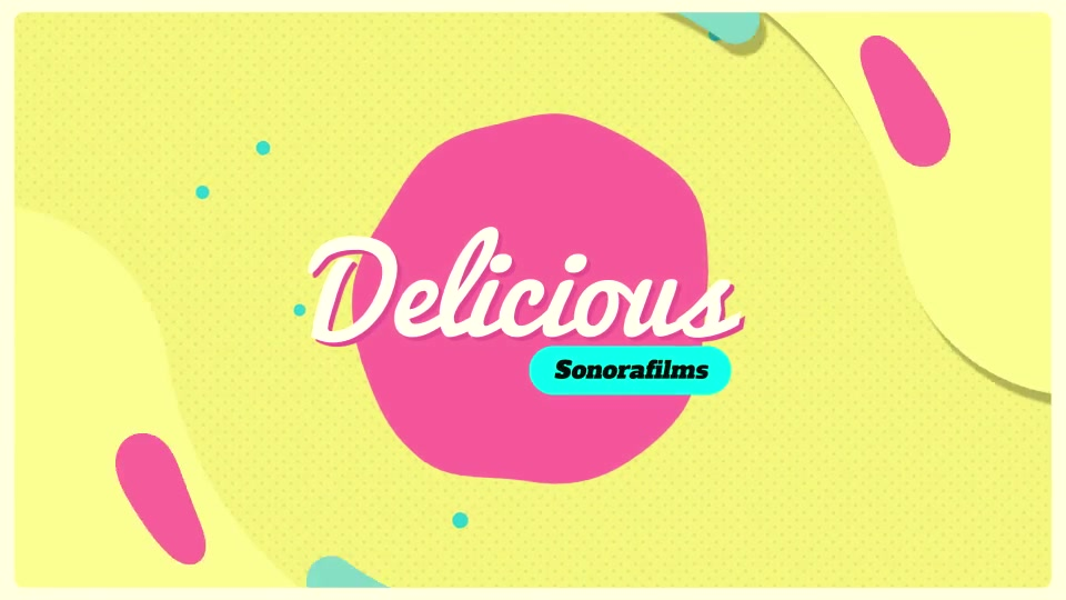 Delicious - Download Videohive 20868099