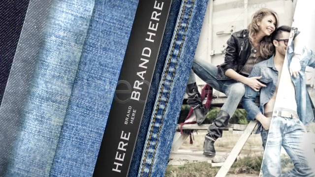 Denim Fashion Promo Videohive 5372240 After Effects Image 7