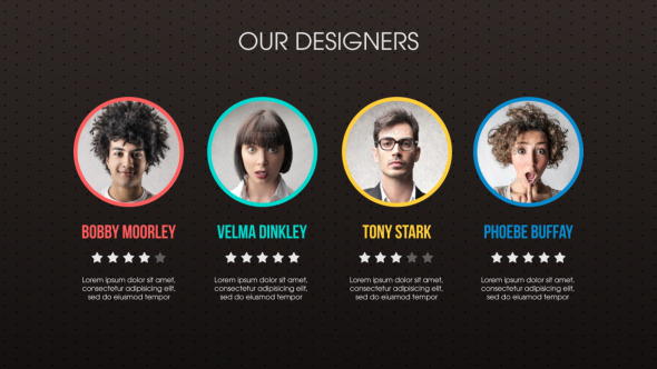 Design Agency Infographics 2 - Download Videohive 11840848