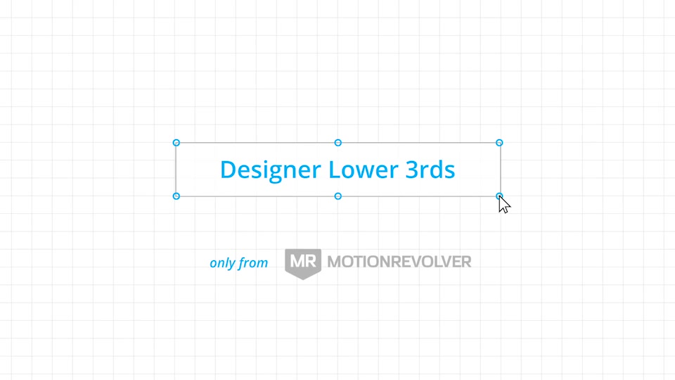 Designer Titles and Lower Thirds - Download Videohive 15400862
