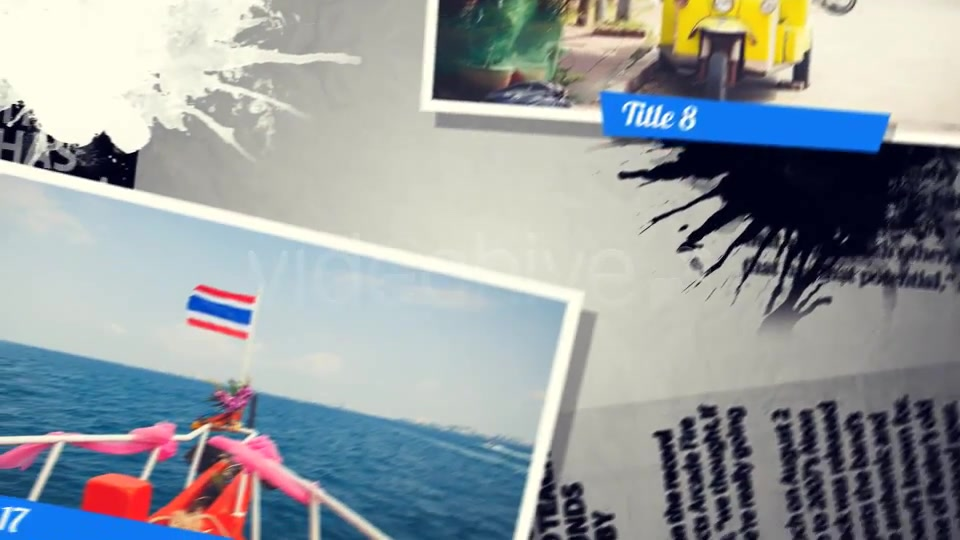Diary Of The Traveler - Download Videohive 4247437