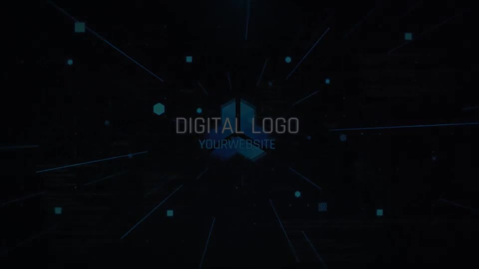 Digital Logo Opener Videohive 24802271 After Effects Image 11