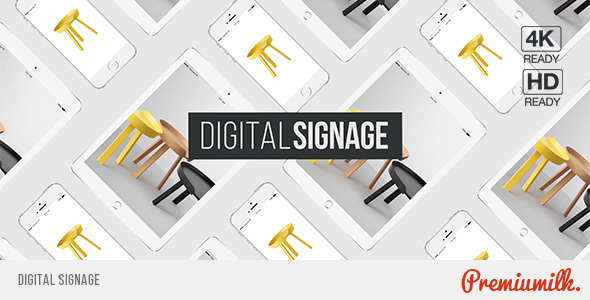 Digital Signage - Download Videohive 12162461