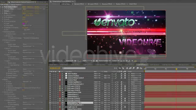Digitally Generated 3D Logo (2 in 1) - Download Videohive 231581