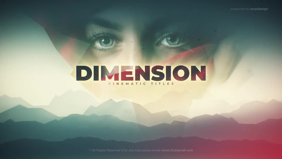 Dimension Cinematic title Videohive 28331521 After Effects Image 2