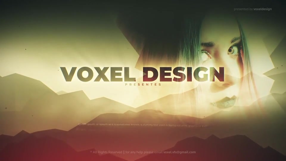Dimension Cinematic title Videohive 28331521 After Effects Image 3