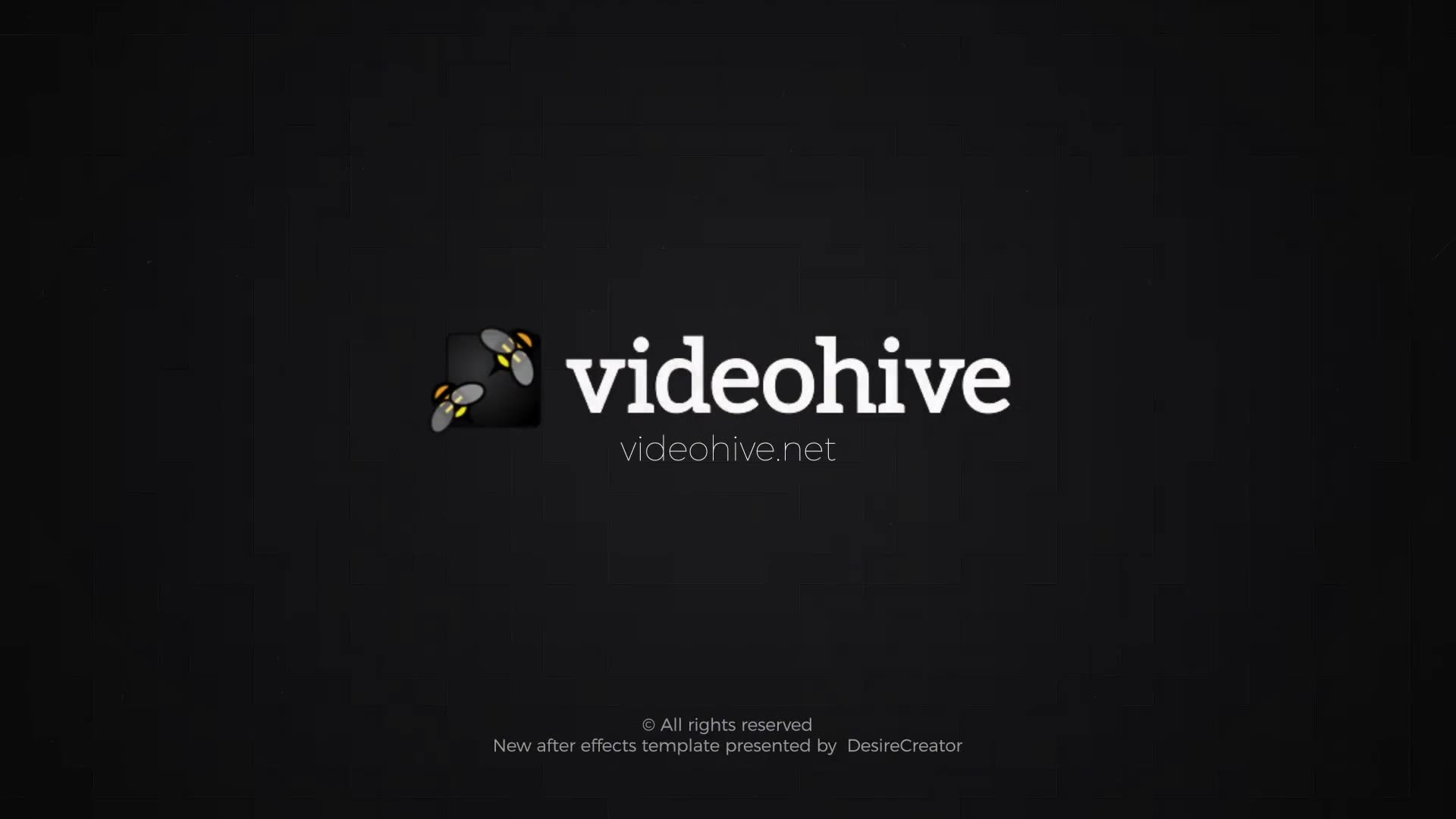 Distortion Logo Videohive 20730995 After Effects Image 6
