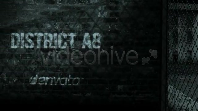 District A8 - Download Videohive 711303