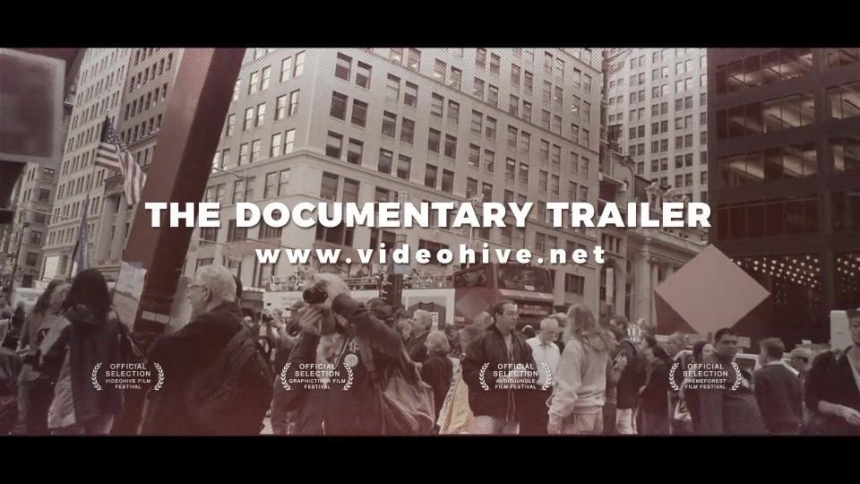 Documentary Trailer - Download Videohive 20109307
