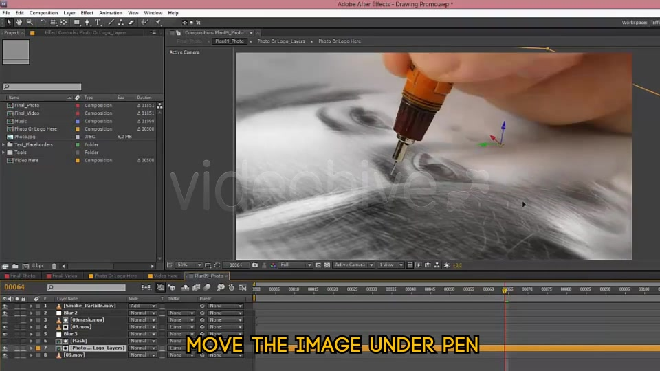 Drawing Promo - Download Videohive 12872127