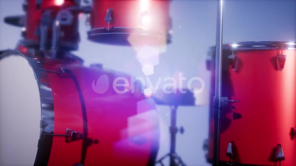 Drum Set - Download Videohive 22008167