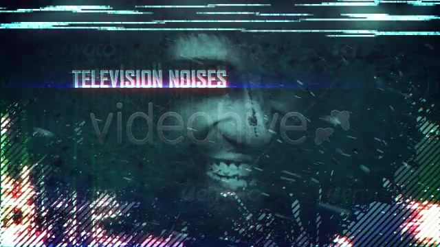 Dub Step Television Noise - Download Videohive 2852856