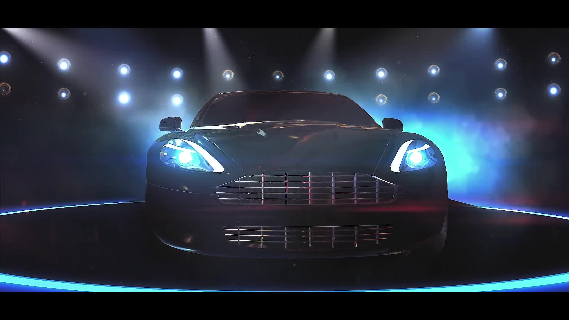 Dynamic Car Intro Videohive 29149720 After Effects Image 1