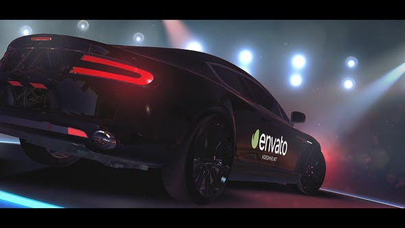 Dynamic Car Intro - 29149720 Videohive Download