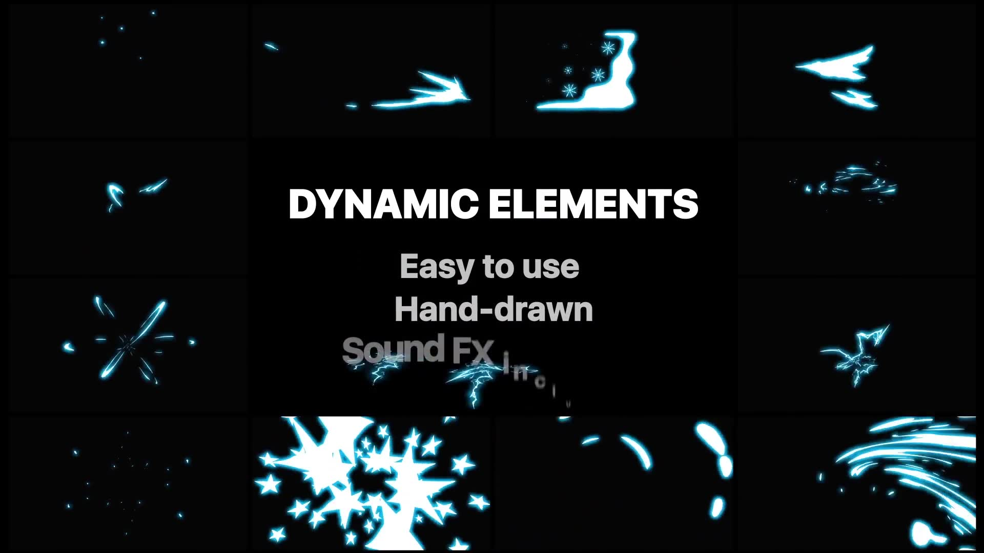 Dynamic Elements | After Effects Videohive 25499853 After Effects Image 2