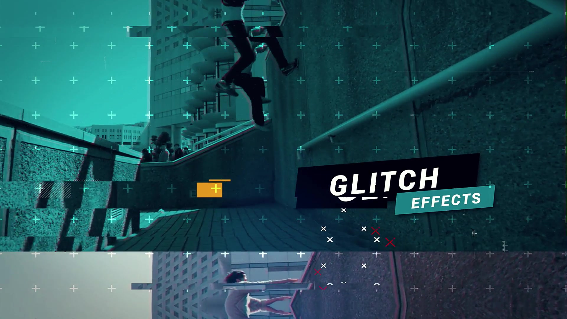 Dynamic Glitch Promo - Download Videohive 21051264
