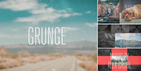 Dynamic Grunge Opener - Download Videohive 19158765