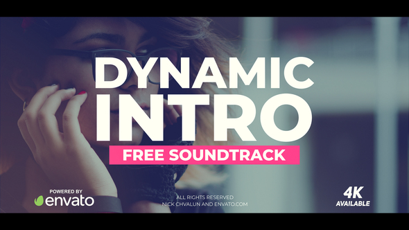 Dynamic Intro - Download Videohive 21369285