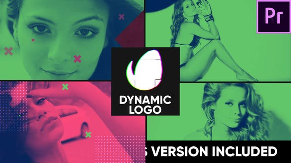 Dynamic Logo for Premiere Pro - 24641594 Download Videohive