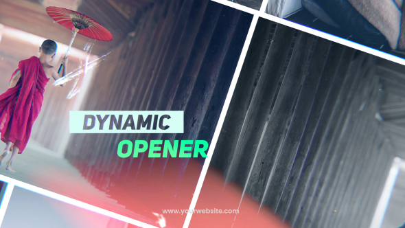 Dynamic Opener - Download Videohive 20924364