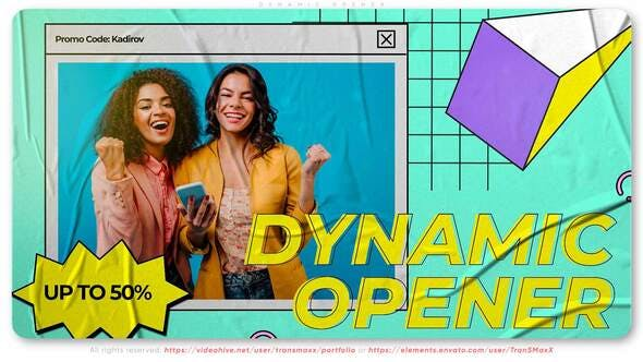 Dynamic Opener. Windows Style - Videohive 31665660 Download