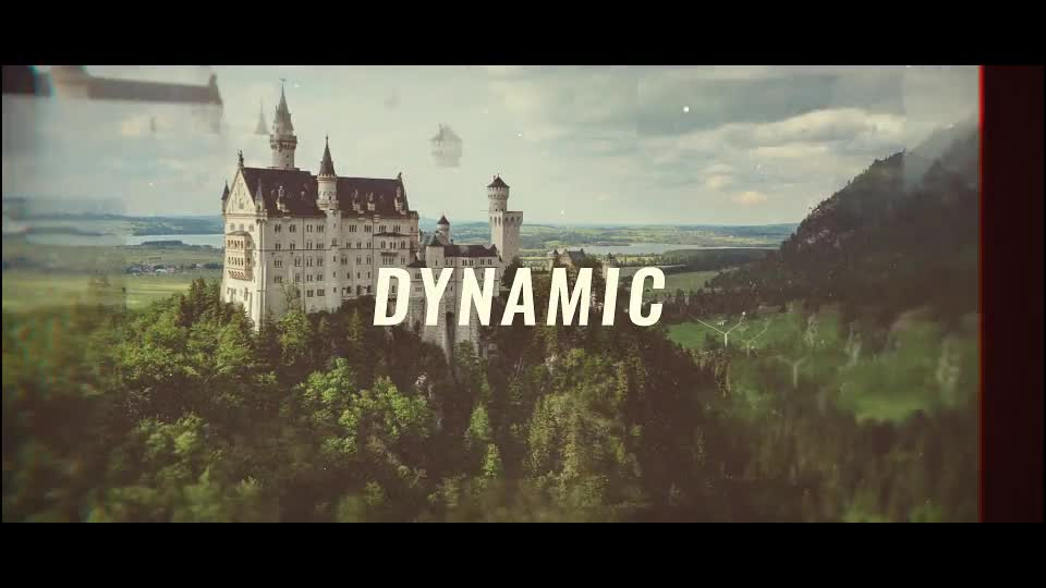 Dynamic Parallax Opener - Download Videohive 20040055