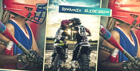 Dynamic Slideshow - Download Videohive 19853827