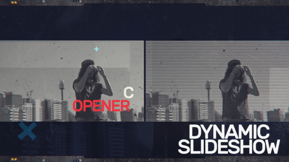 Dynamic Slideshow - Download Videohive 20273557