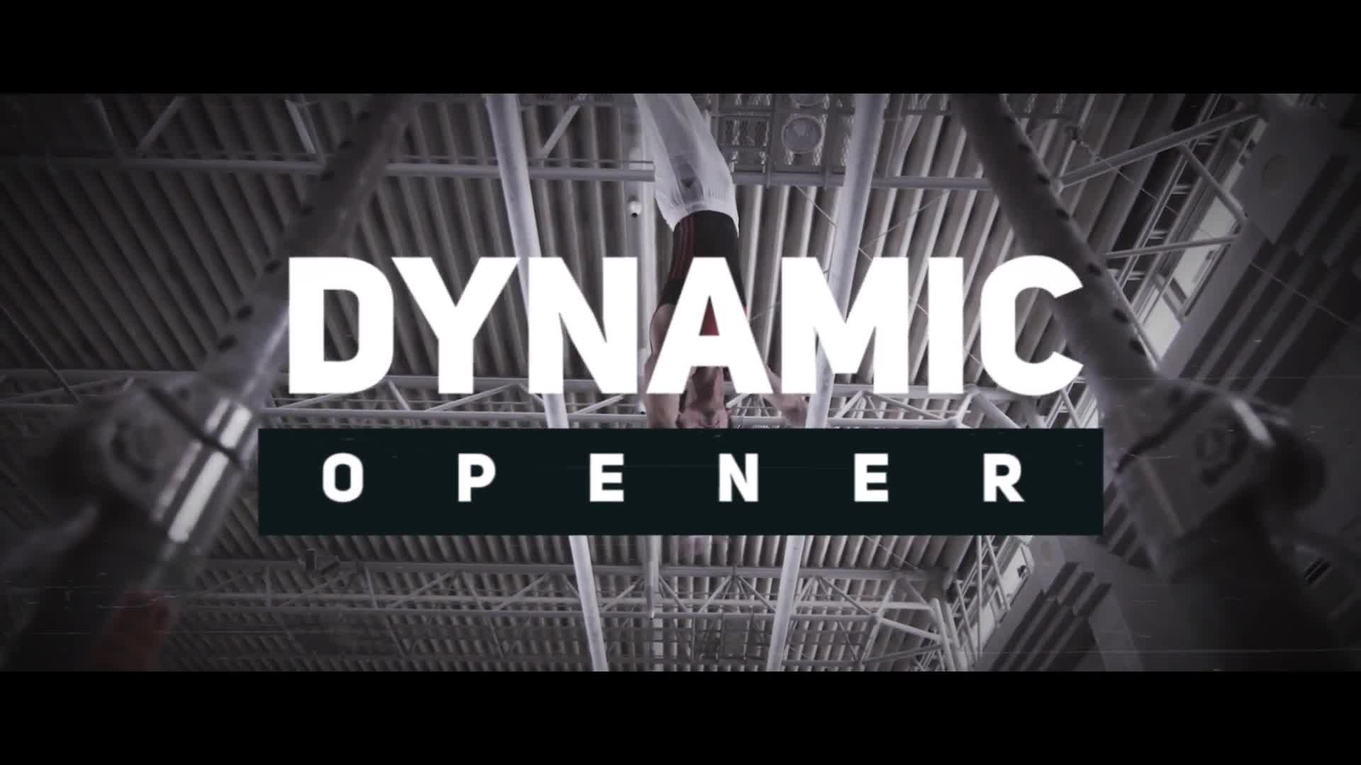 Dynamic Sport Opener - Download Videohive 21460966