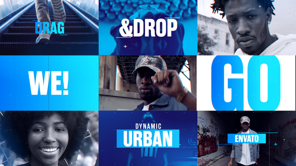 Dynamic Urban - Download Videohive 22930927