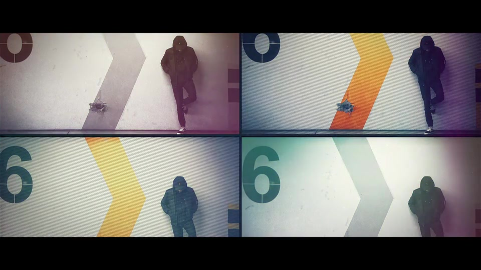 Dynamic Urban Intro - Download Videohive 21410169