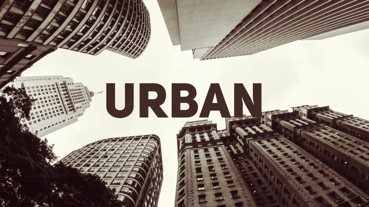 Dynamic Urban Opener - Download Videohive 19588104