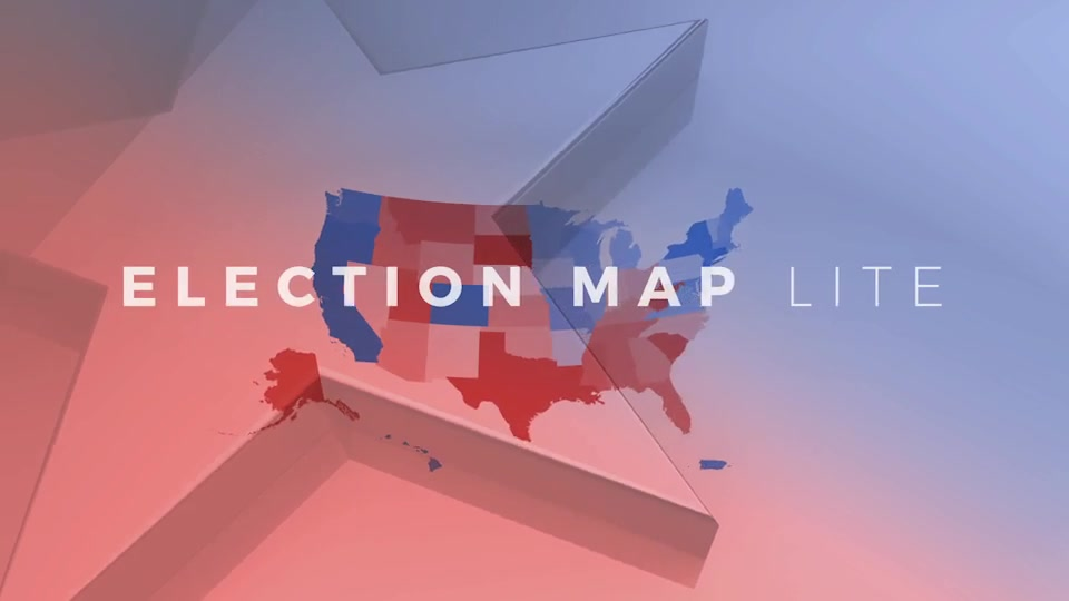 Election Map LITE - Download Videohive 17982022