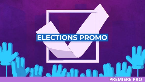 Election Promo for Premiere - Download Videohive 28886075